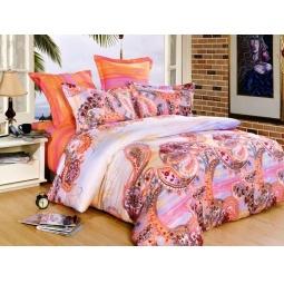 фото 2 спальное постельное белье Сатин В130-2 СайлиД