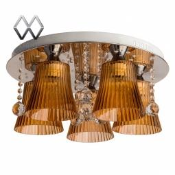 фото Потолочная люстра MW-Light Ивонна 459010505 MW-Light