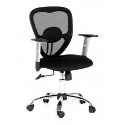 Купить Кресло компьютерное 'Chairman' Chairman 451 черный/хром, черный