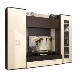 Купить Стенка для гостиной 'Альба Мебель' Болонья
