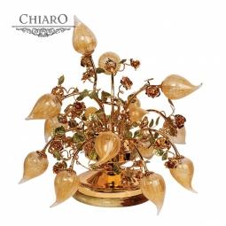 фото Настольная лампа Chiaro Райский Сад 623030413 Chiaro