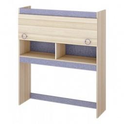 Купить Надстройка для стола 'Мебель Трия' Индиго ПМ-145.07 ясень коимбра/навигатор