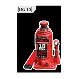 Купить Домкрат гидравлический бутылочный 10 тонн