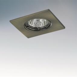фото Встраиваемый светильник Lightstar Qua 011938 Lightstar
