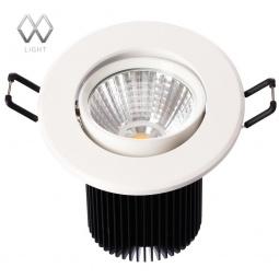 фото Встраиваемый светильник MW-Light Круз 637013801 MW-Light