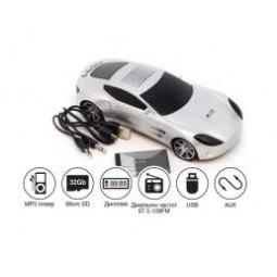 Купить Портативная стереоколонка AVS C-7035FM(USB/FM/microSD)