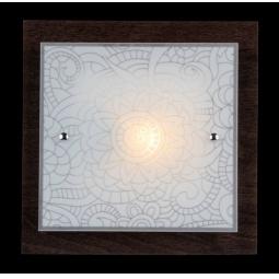 фото Настенный светильник Maytoni Geometry 3 Wenge CL812-01-R Maytoni