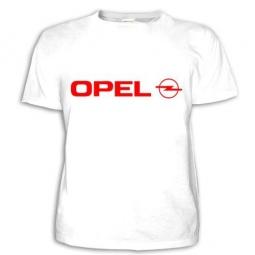Купить Мужская футболка «OPEL»