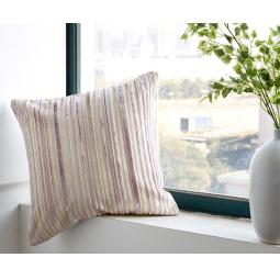 Купить Декоративная подушка 43*43 см бежево-сиреневый D3-3 Аsabella (Анабелла)
