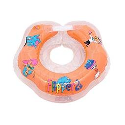 Купить Надувной круг на шею FLIPPER 2