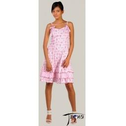 Купить Женская ночная сорочка из трикотажа 100% хб арт.  1-44