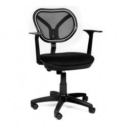 Купить Кресло компьютерное 'Chairman' Chairman 380 черный/хром, черный
