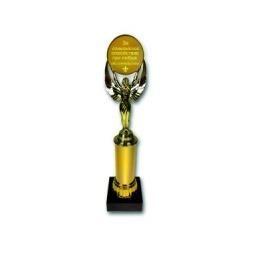 Купить Наградная статуэтка *За олимпийское спокойствие при любых обстоятельствах*
