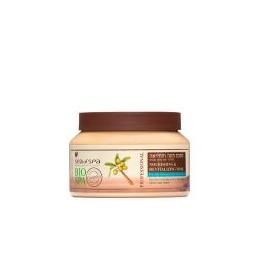 Bio Spa Маска увлажняющая и питательная для нормальных и сухих волос с маслом Оливы, Жожоба и Медом