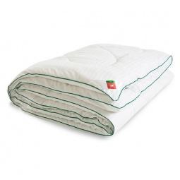 Купить Бамбуковое одеяло теплое Леди Бамбо белое 140х205 см 744151 Легкие Сны