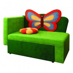 Купить Диван-кровать 'Олимп-мебель' Соната М11-8 Бабочка 8041127 зеленый