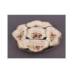 Купить Менажница 'Porcelain manufacturing factory' 388-098