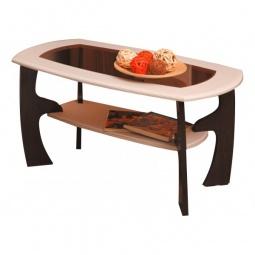 Купить 'Олимп-мебель' Стол журнальный Маджеста-3 1288527 венге/клен азия