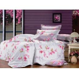 фото 1,5 спальное постельное белье сатин С120-1 Valtery