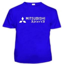 Купить Мужская футболка «Mitsubishi Sports»