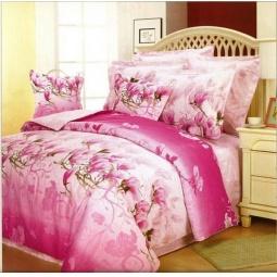 фото 2 спальное постельное белье Сатин В48-2 СайлиД