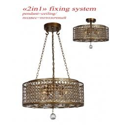 фото Подвесной светильник Favourite Agadir 1304-4PC Favourite