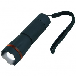 фото Фонарь (07594) Uniel Standart «Simple light - focus 1 мах» S-LD037-С Black Uniel