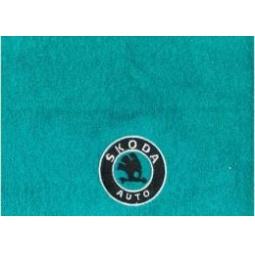 Купить Махровое полотенце 50х90 SKODA