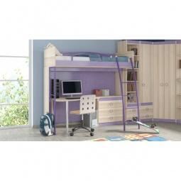 Купить Набор для детской 'Мебель Трия' Индиго ГН-145.003 ясень коимбра/навигатор