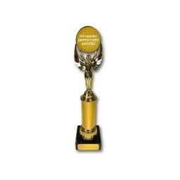 Купить Наградная статуэтка *Лучшему директору школы*