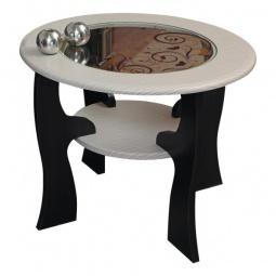 Купить 'Олимп-мебель' Стол журнальный Маджеста-6 1348527 венге/клен азия