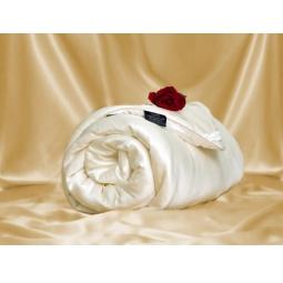 Купить Всесезонное одеяло Шелк в шелке Handmade 150х210 см Q0053O On Silk