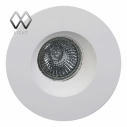 фото Встраиваемый светильник MW-Light Барут 499010201 MW-Light