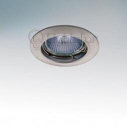 фото Встраиваемый светильник Lightstar Lega 011049 Lightstar