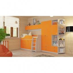Купить Набор для детской 'Мебель Трия' Аватар ГН-201.005 каттхилт/манго