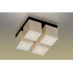 фото Потолочный светильник Odeon Cubet 2043/4C Odeon