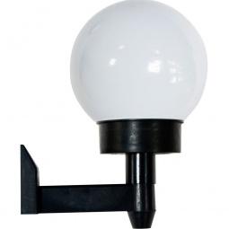 """Купить Светильник на солнечной батарее настенный """"Шар"""" 2 белыx LED, 1 X NiCD батарея, PL248"""