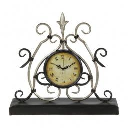 Купить Настольные часы 'Акита' (36х34 см) Каминные L21387