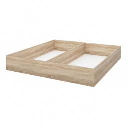 Купить Короб для кровати 'Столлайн' Ирма СТЛ.143.07 дуб сонома