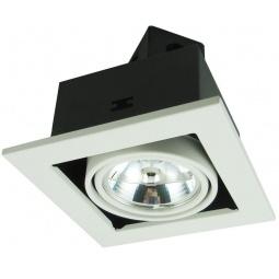 фото Встраиваемый светильник Arte Lamp Technika A5930PL-1WH Arte Lamp