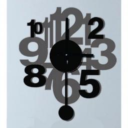 Купить Часы-наклейка 1*AА батарея (в комплект не входит), NL37