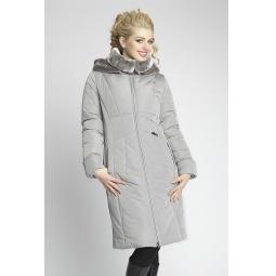 """Купить Пальто """"Эрнеста"""" - серый"""