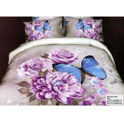 фото Постельное белье сатин евро ts03-844 Tango