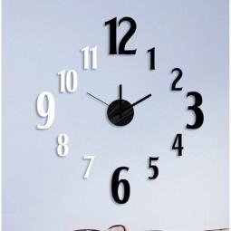 Купить Часы-наклейка 1*AА батарея (в комплект не входит), NL36