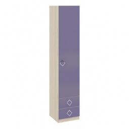 Купить Шкаф для белья 'Мебель Трия' Аватар СМ-201.13.001 каттхилт/лаванда