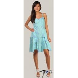 Купить Женская ночная сорочка из трикотажа 100% хб арт.  1-49