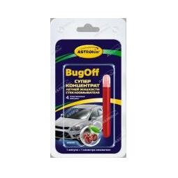 Купить Суперконцентрат летней жидкости стеклоомывателя Bugoff клубника