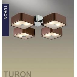 фото Потолочная люстра Odeon Turon 2048/8C Odeon