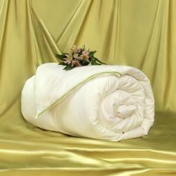 Купить Двуспальное одеяло из шелка Классик облегченное р.172*205  Q0041S OnSilk