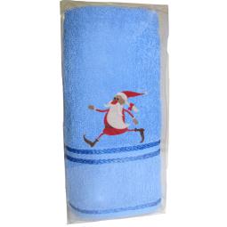 Купить Полотенце 34*70 см Дедушка мороз 15810 Примавель